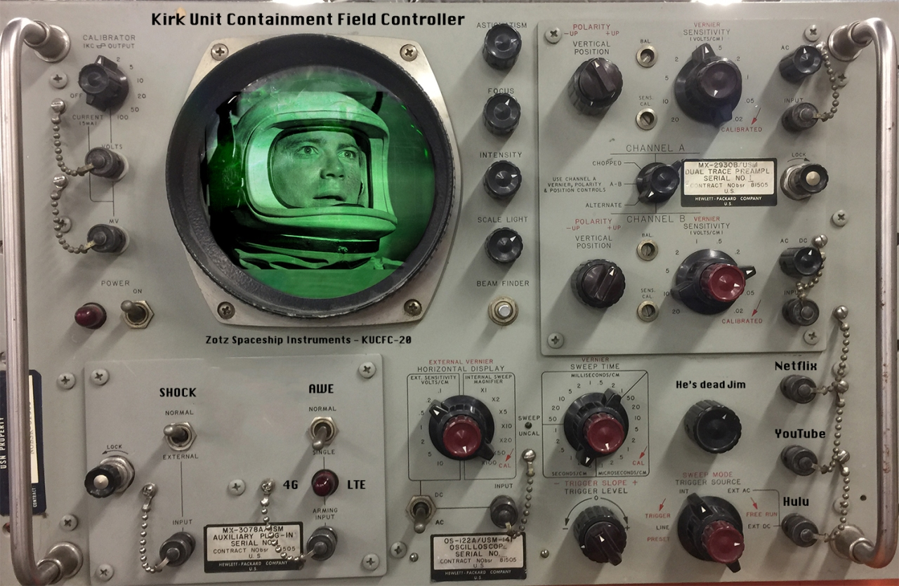Kirk Controller